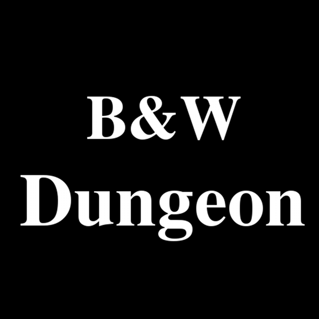 B&W Dungeon by Ko Kimura icon