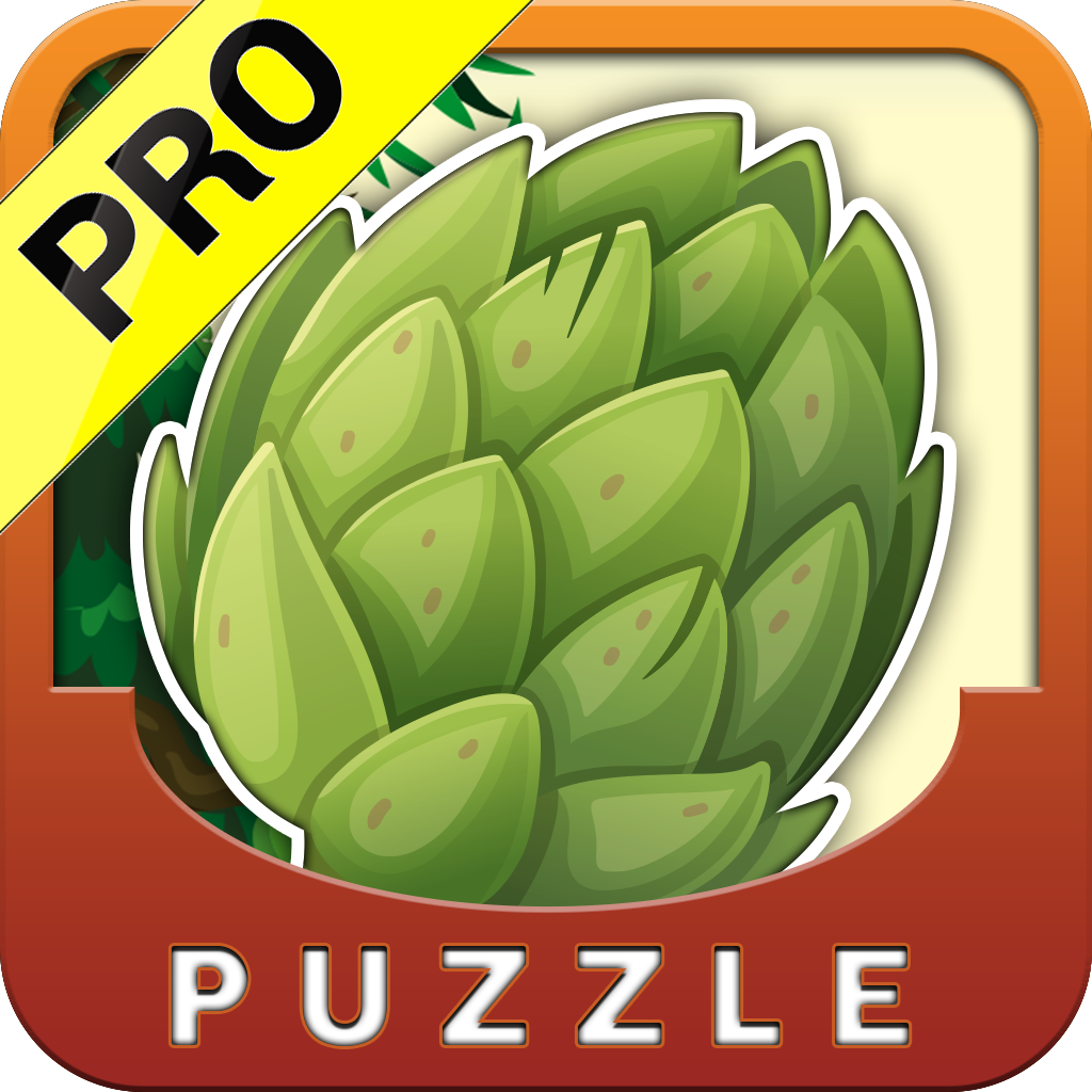 Ace Veggie Patch Match PRO - Brain Game of Skill