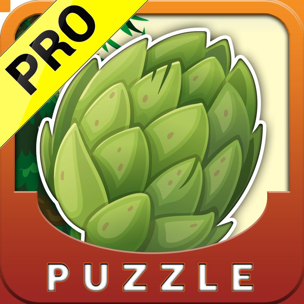 Ace Veggie Patch Match PRO - Brain Game of Skill